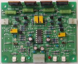 小型・汎用DCサーボアンプ基板